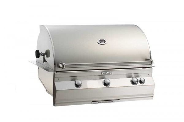 Fire Magic 36-inch Aurora A790i Built-In Grill with Rotisserie