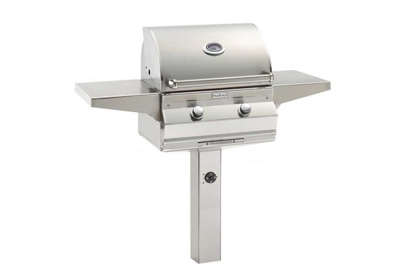 Fire Magic 24-inch Choice 430 Multi-User In-Ground Post Mount Grill