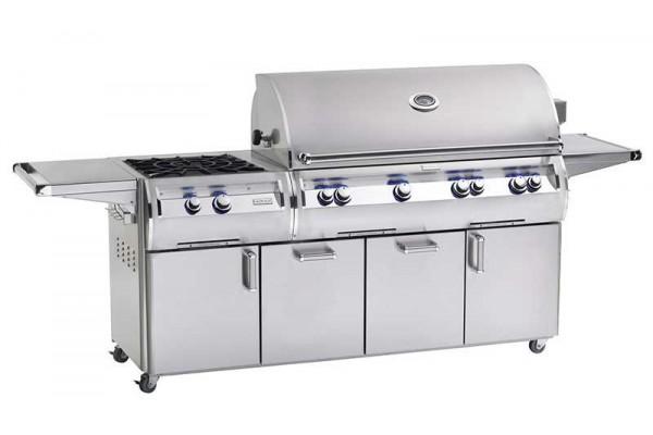 Fire Magic 48-inch Echelon Diamond E1060s Cabinet Cart Grill with Power Burner (Analog)