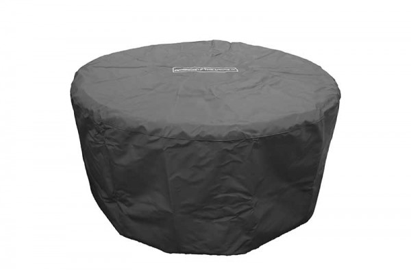 """American Fyre Designs 48"""" Round Firetable Cover"""