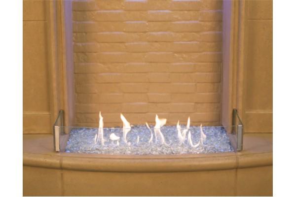 American Fyre Designs Firefall Glass Wind Guard