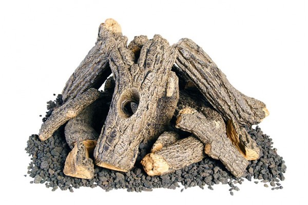 Real Fyre Campfyre Logs and Wood Chips