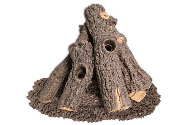 American Fyre Designs Praire Oak Logs