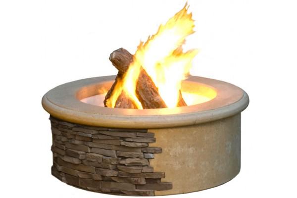 American Fyre Designs Contractor's Model Fire Pit