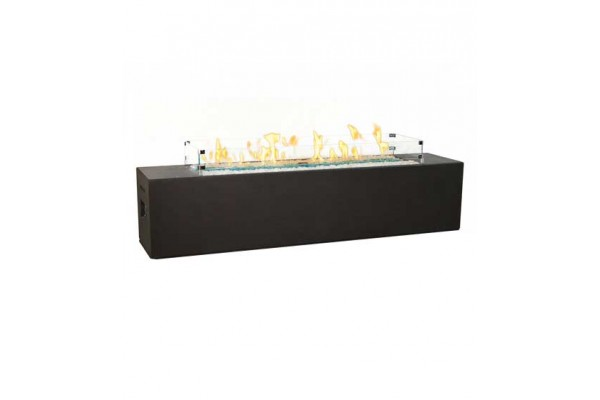 American Fyre Design Milan Linear Firetable (Low Model)