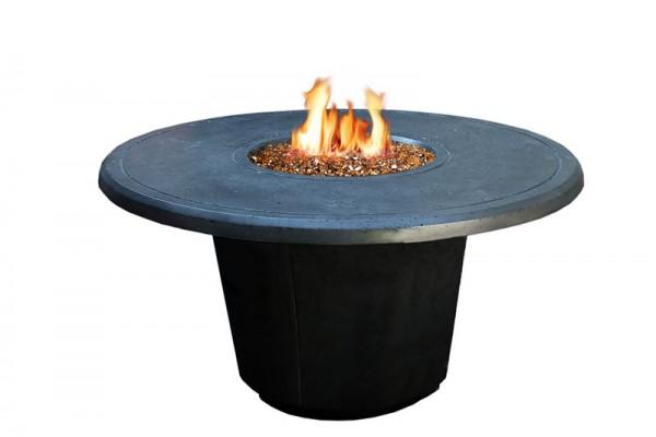 American Fyre Designs Cosmopolitan Round Firetable