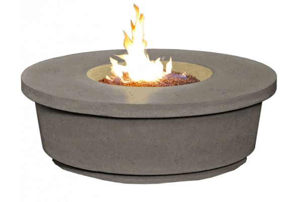 American Fyre Designs Contempo Round Firetable