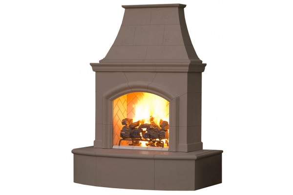American Fyre Design Phoenix Vent-Free Fireplace