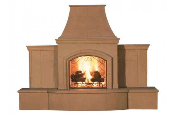 American Fyre Design Grand Phoenix Vent-Free Fireplace