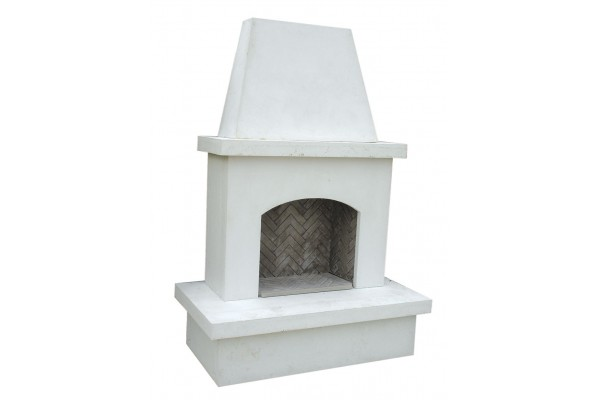 American Fyre Design Contractor's Model Vent-Free Fireplace