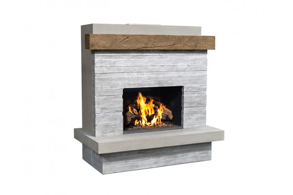 American Fyre Design Brooklyn Vent-Free Fireplace