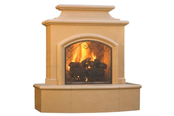 American Fyre Design Mariposa Vent-Free Fireplace