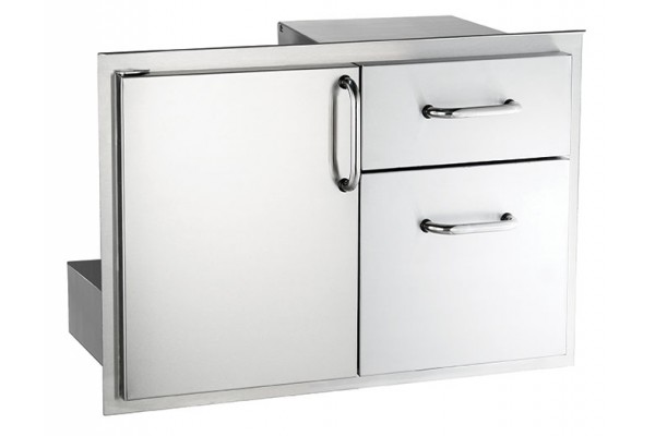 AOG 18 x 30 Door w/ Double Drawer