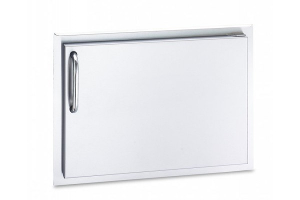 AOG 20 x 14 Double Walled Single Storage Door, Right Hinged