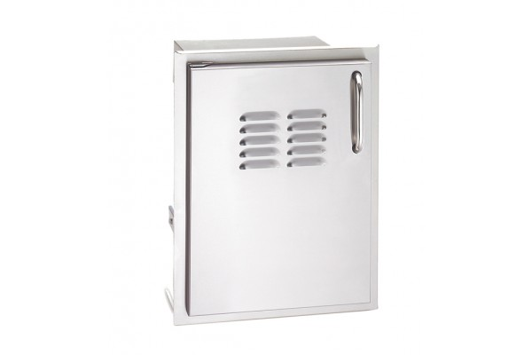 AOG 20 x 14 Single Door With LP Tank Tray, Right Hinge