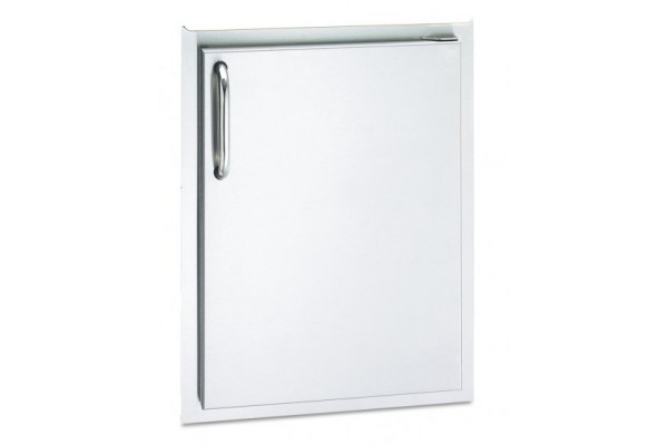 AOG 24 x 17 Double Walled Single Storage Door, Right Hinged