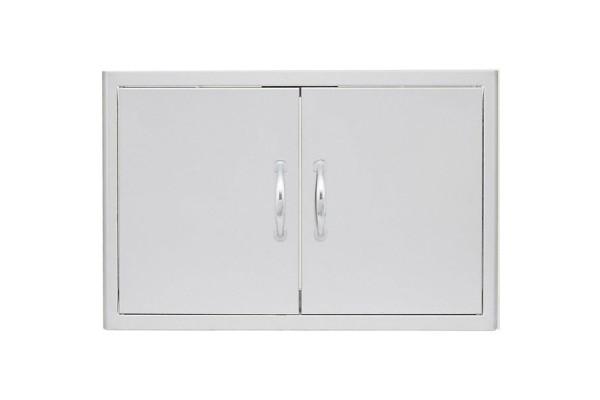 Blaze 32-inch Double Access Door w/ Paper Towel Holder