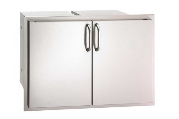 Fire Magic 20 x 30 Double Access Doors with Four Drawers