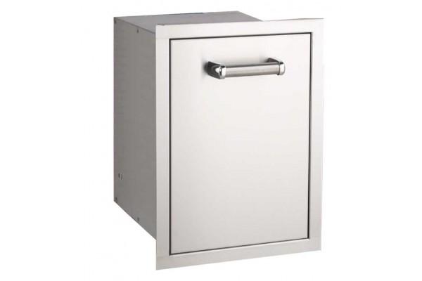 Fire Magic Trash Cabinet with Dual Bins