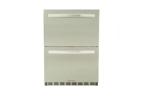 Blaze Double Drawer 5.1 CU Ft. Refrigerator